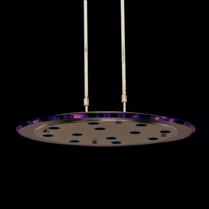 Hængelampe-Credo-50-rund-klar