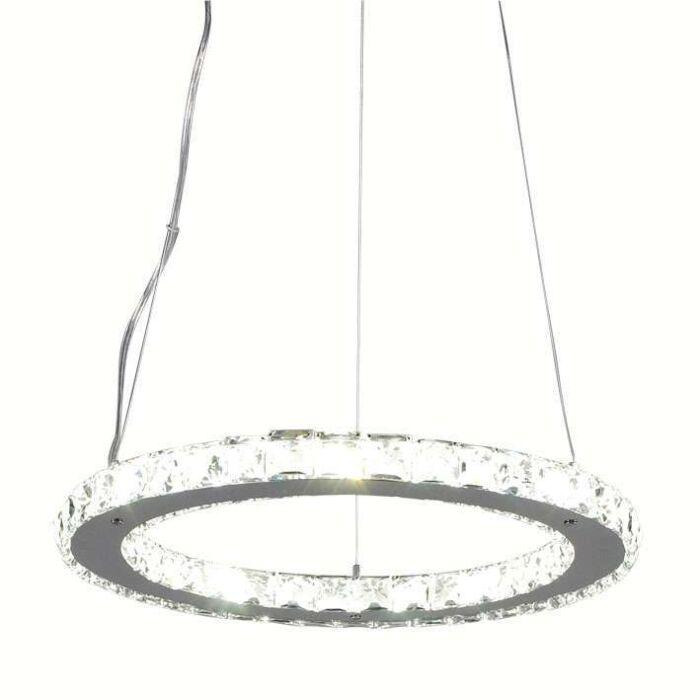 Hængelampe-hertuginde-rund-46cm
