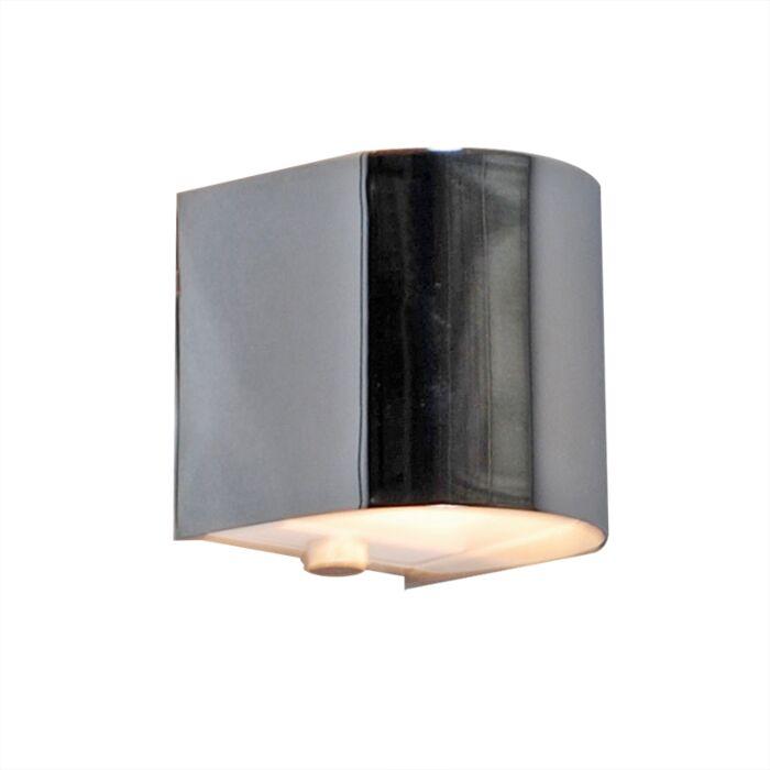 Væglampe-Torci-krom