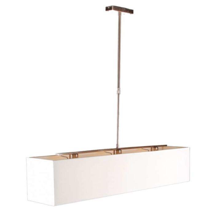 Hængelampe-VT-1-hvid