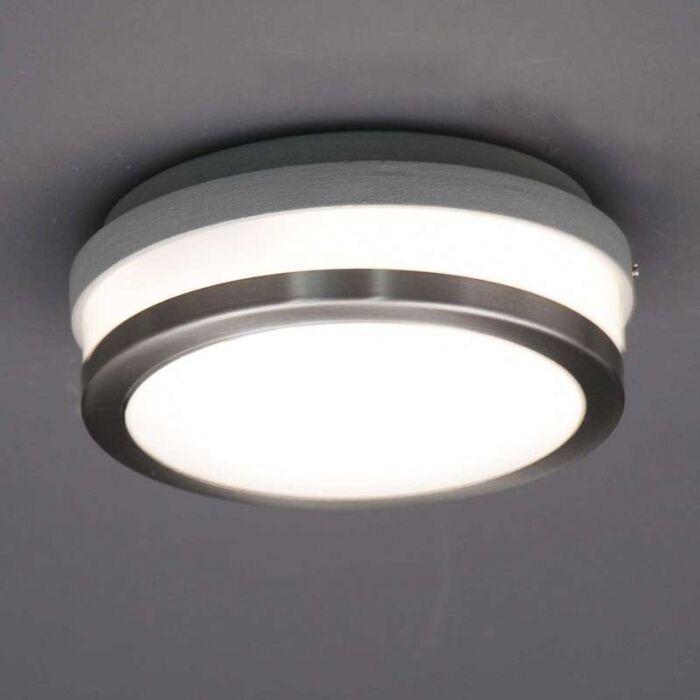Udendørs-lampe-Utah-stål