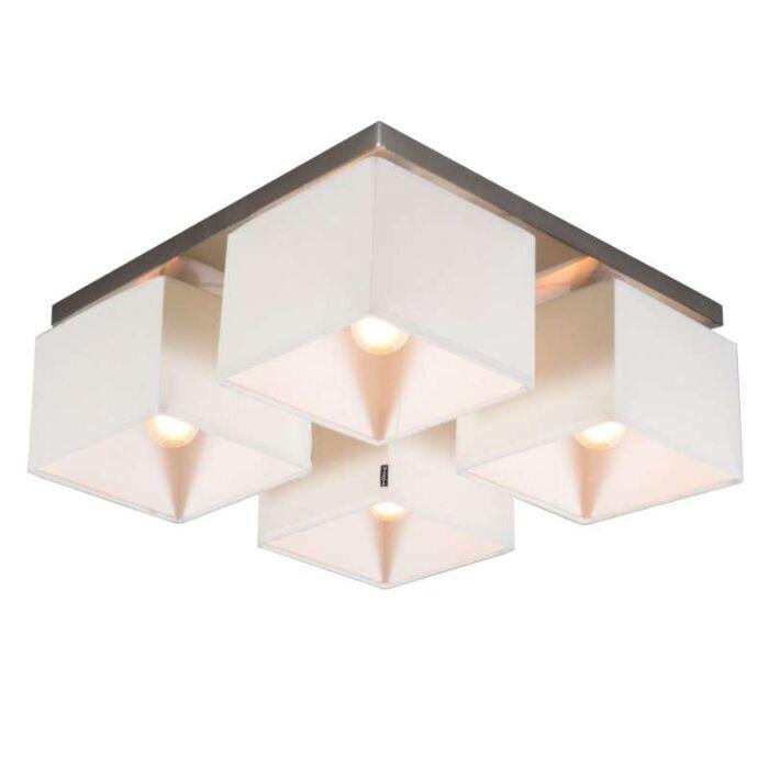 Loftlampe-VT-4-hvid