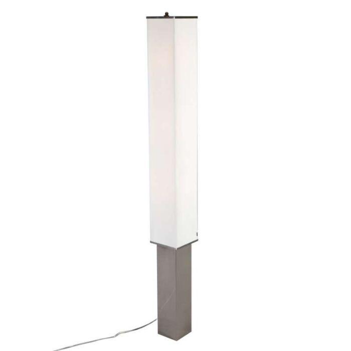 Gulvlampe-VT-Lang-hvid