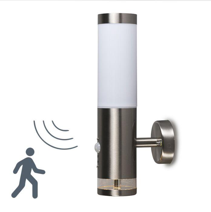 Udendørs-lampe-Rox-væg-Lux-LED-IR-sensor