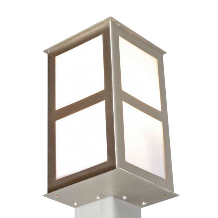 Udendørslampe-Hjørnestål-til-hjørnemontage