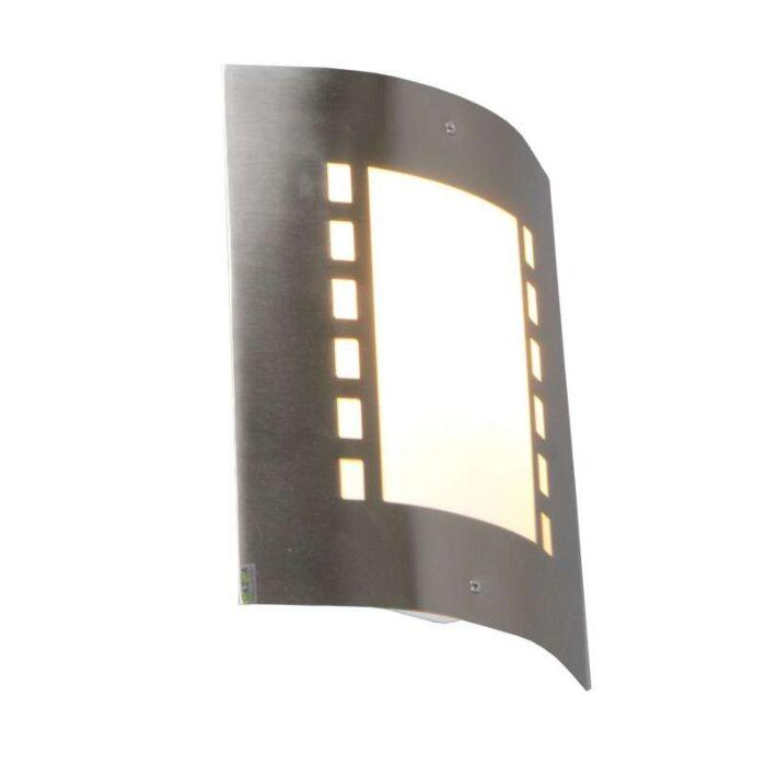 Udendørslampe-Emmerald-med-lys---mørk-sensor