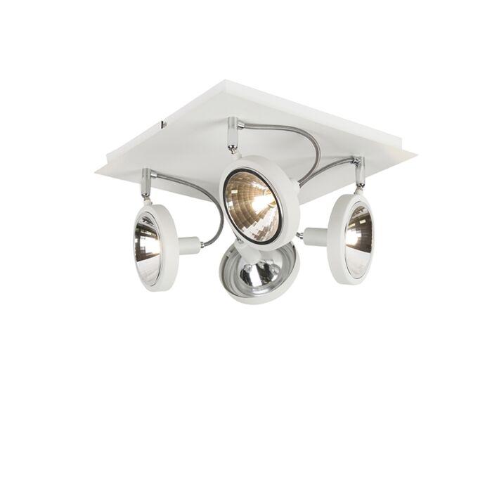 Design-spot-hvid-4-lys-justerbar---Nox