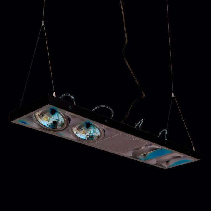 Hængelampe-Nox-4-lang-hvid